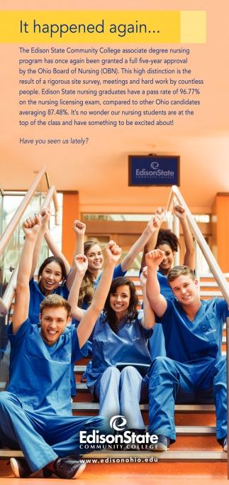 Degree Nursing Program