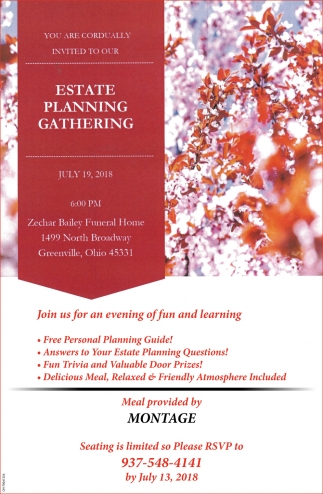 Estate Planning Gathering