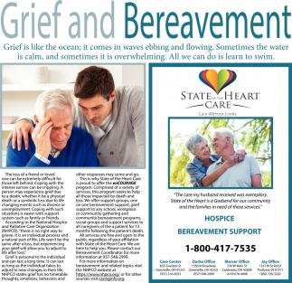 Grief and Bereavement