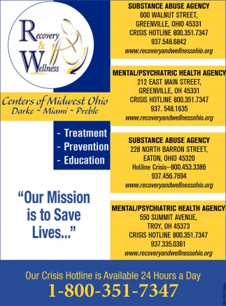 Our mission is to save lives