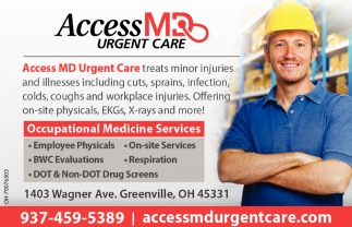 Occupational Medicine Services