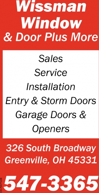 Sales, Service, Installation