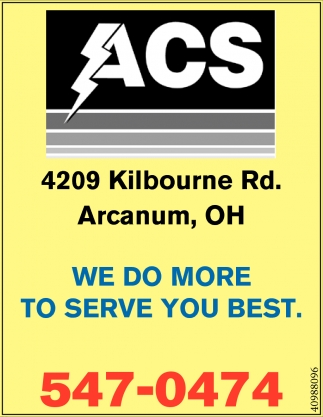 We do more to serve you best