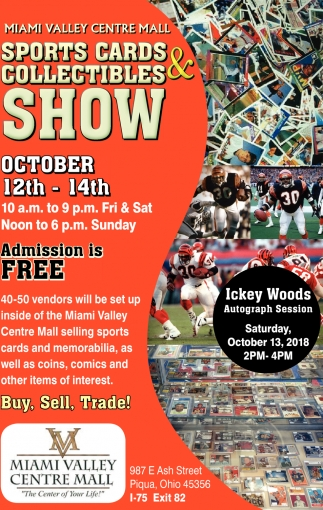 Sports Cards & Collectibles Show
