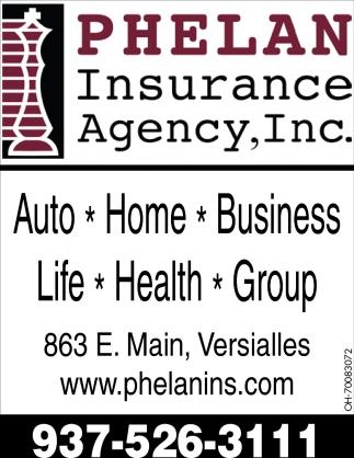 Auto, Home, Business, Life, Health, Group