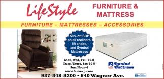 Furniture, Mattresses, Accessories