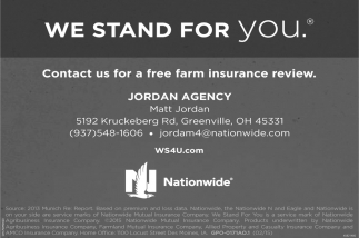 Contact us for a free farm insurance review