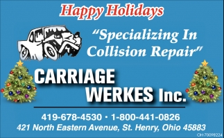 Specializing In Collision Repair