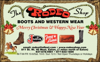 Boots and Wester Wear
