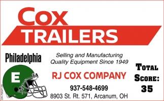 RJ Cox Company