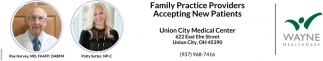 Family Practice Providers