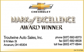 Mark of Excellence Award Winner