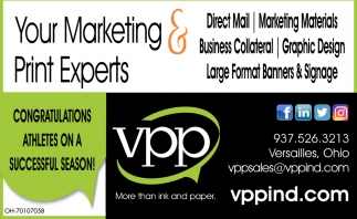 Your Marketing Print Experts