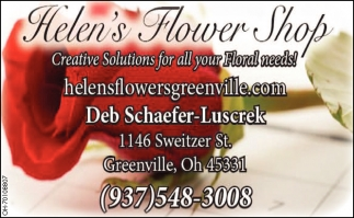 Creative Solutions for all your floral needs!