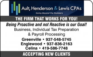 Business, Individual Tax Preparation & Payroll Processing