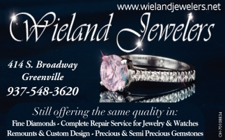 Fine Diamonds, Repair service for Jewelry & Watches