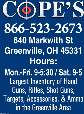 Largest Inventory of Hand Guns, Rifles, Shot Guns