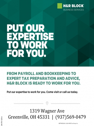 Put our expertise to work for you