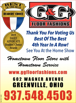 Thank You For Voting Us Best Of The Best 4th Year In A Row
