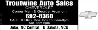 Our unmatched service and diverse Chevrolet inventory have set us apart as the preferred dealer