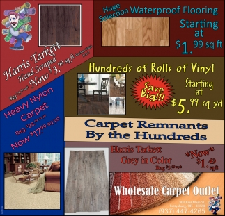 Huge Selection - Waterproof Flooring Starting at $1.99 sq ft