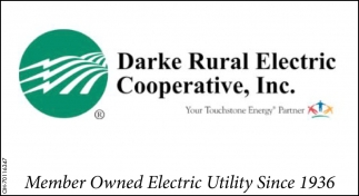 Member Owned Electric Utility Since 1936