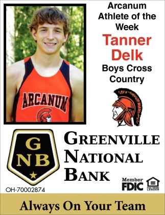 Arcanum Athlete of the Week