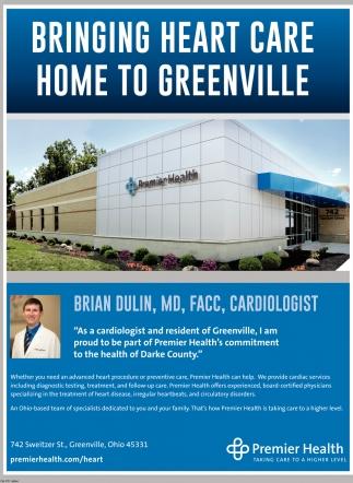 Brian Dulin, MD, FACC, Cardiologist
