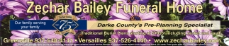 Darke County's Pre-Planning Specialist