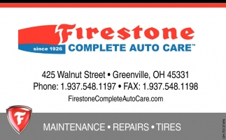 Maintenance - Repairs - Tires