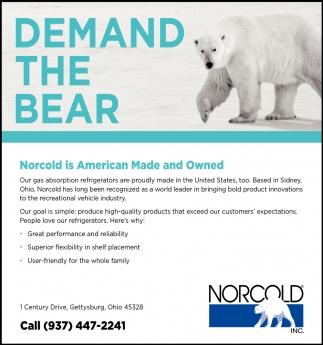 Demand The Bear