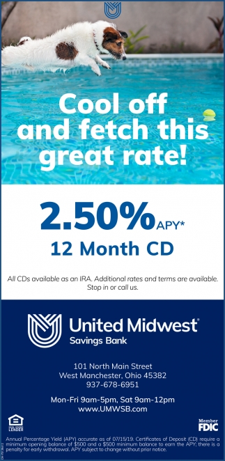 Cool off and tech this great rate!