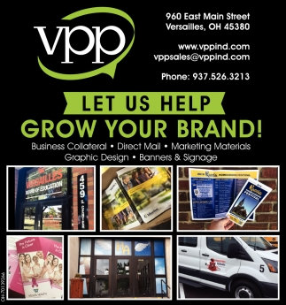 Let us help - Grow Your Brand!