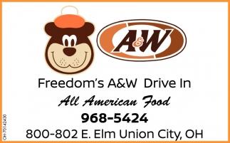 All American Food