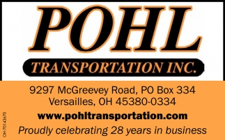 Proudly celebrating 28 years in business