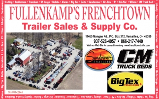 Trailer Sales & Supply Co.