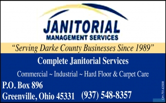 Complete Janitoral Services