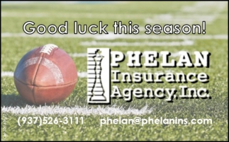 Good luck this season!