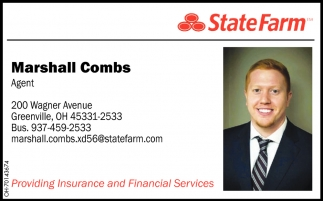 Marshall Combs, Agent