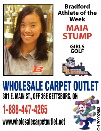 Bradford Athlete of the Week