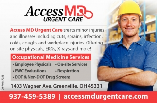 Occupational Medicine Services