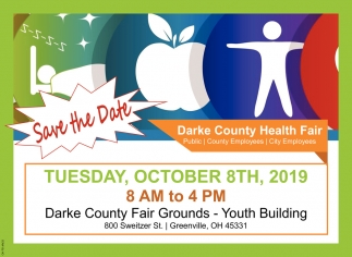 Darke County Health Fair