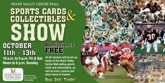 Sports Cards & Collectible Show