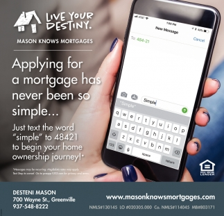 Applying for a mortgage has never been so simple