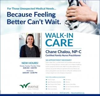 Walk-In Care
