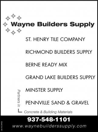 Concrete & Building Materials