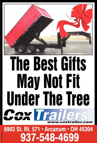 The Best Gifts May Not Fit Under The Tree