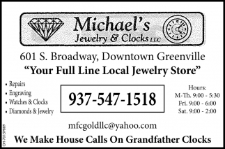 Your Full Line Local Jewelry Store
