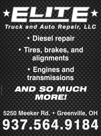 Full Service & Repair Shop