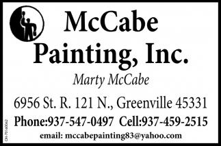 Marty McCabe